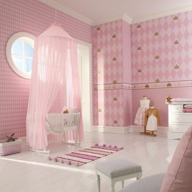 Chambre bebe de princesse - Idées de tricot gratuit