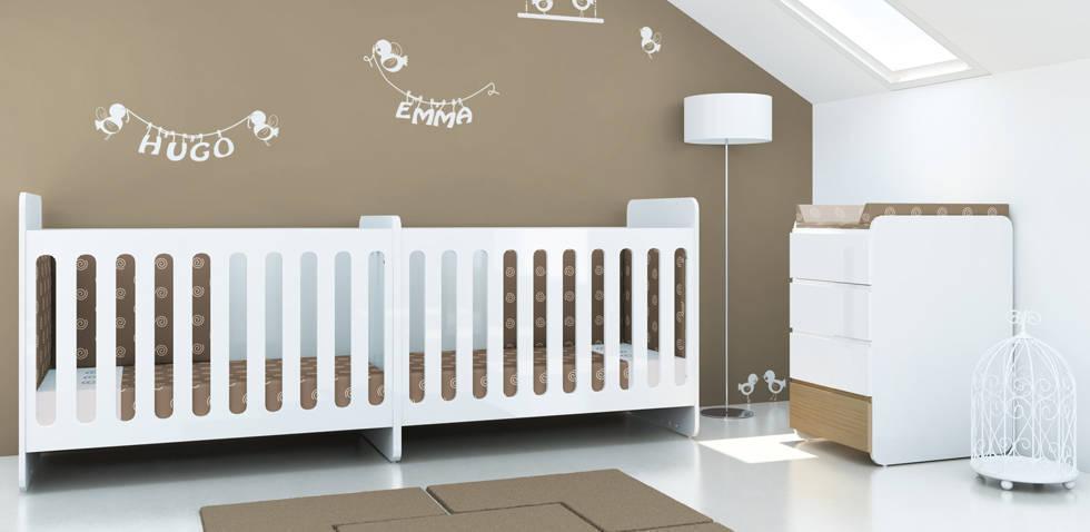 Exceptionnel Ikea Chambre Bebe Jumeaux