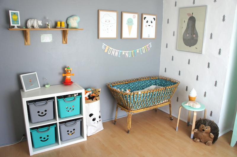 Chambre bebe ikea decoration - Idées de tricot gratuit