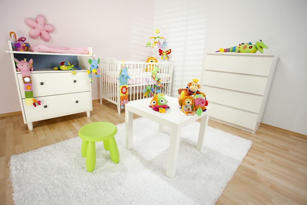 Quelle couleur choisir pour la chambre de bébé