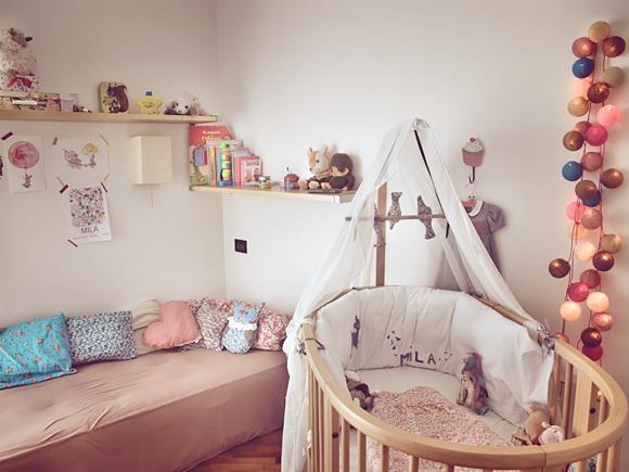 Decorer une chambre bebe fille
