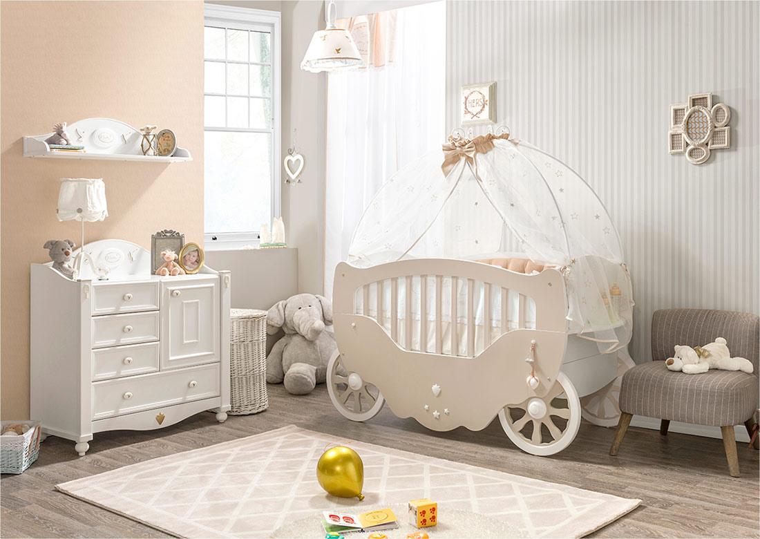 Deco chambre bebe blanc et beige - Idées de tricot gratuit
