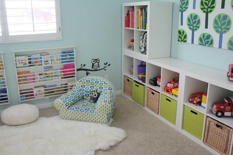 Meubles rangement chambre bebe - Idées de tricot gratuit