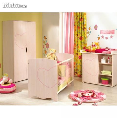 Kitea maroc chambre de bébé