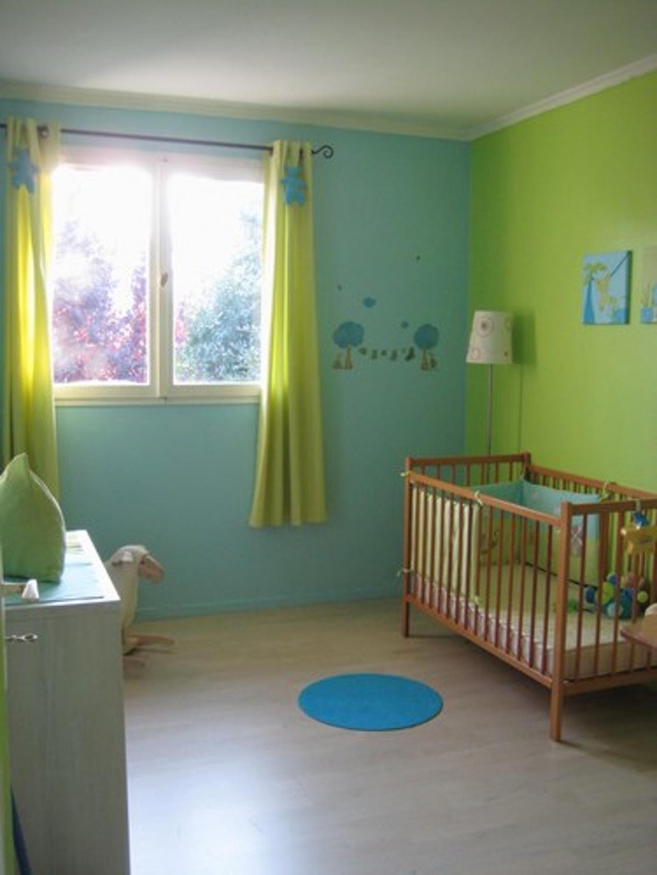 Idee peinture pour chambre bebe garcon - Idées de tricot gratuit