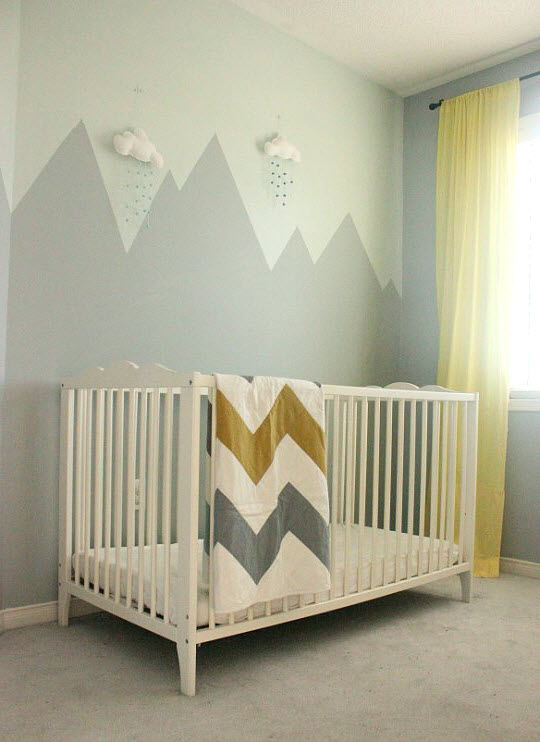 Beautiful Chambre Bebe Style Montagne Gallery - House Design ...