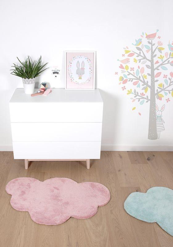 Décoration chambre bébé vieux rose - Idées de tricot gratuit