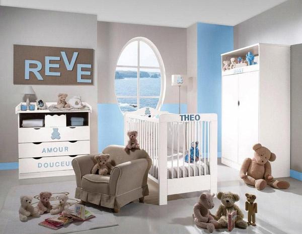 Idee Deco Pour Chambre Bebe Fille Idees De Tricot Gratuit