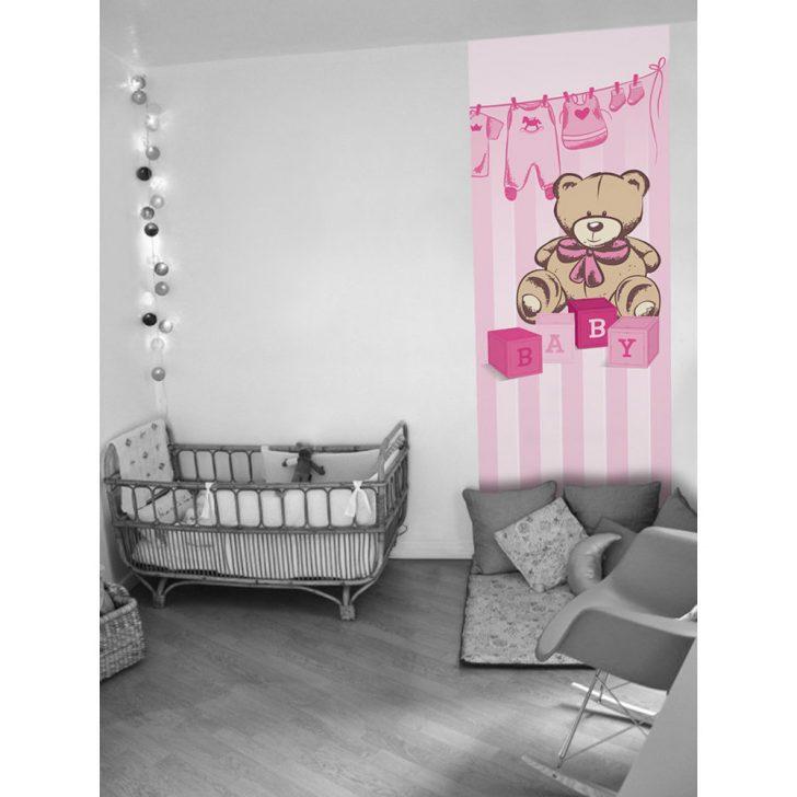 Papier peint chambre bébé disney