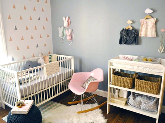 Idée papier peint chambre bébé garçon - Idées de tricot gratuit