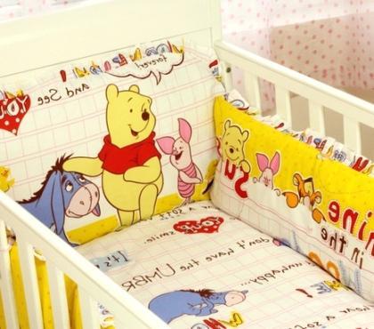parure de lit bebe winnie l ourson pas cher id es de. Black Bedroom Furniture Sets. Home Design Ideas