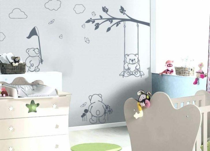 Papier peint chambre bébé neutre - Idées de tricot gratuit