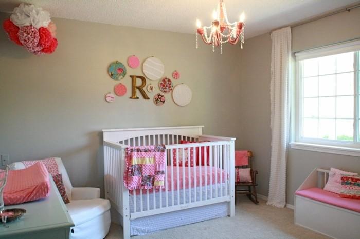 Chambre bébé déco peinture - Idées de tricot gratuit