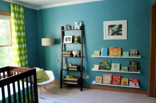 Chambre bebe fille bleu canard - Idées de tricot gratuit
