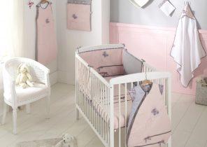 Chambre Bébé Vieux Rose Et Gris   Idées De Tricot Gratuit