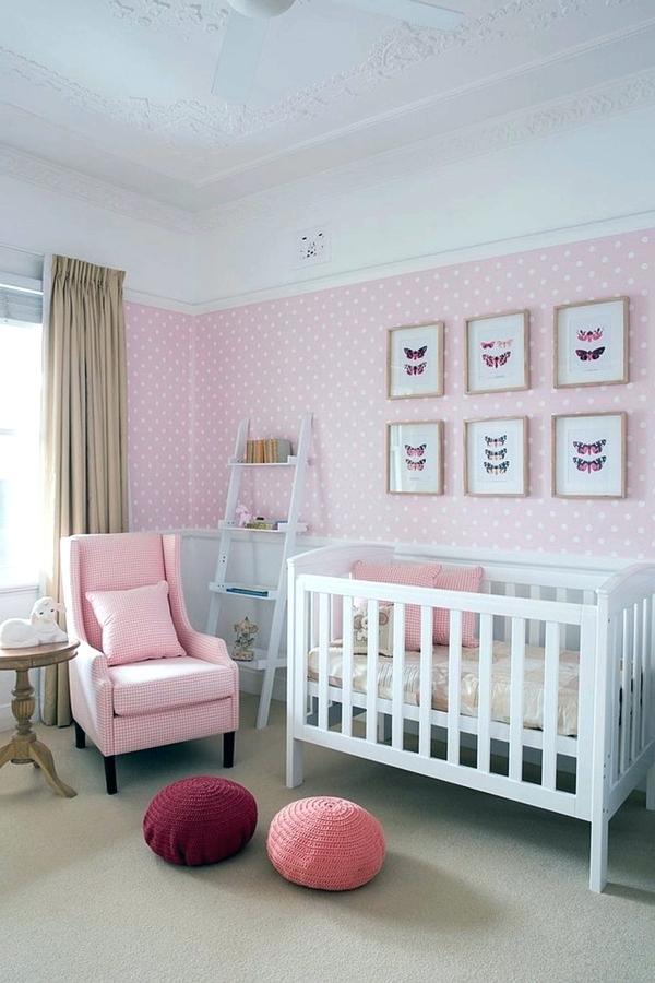 Peindre chambre bébé fille - Idées de tricot gratuit