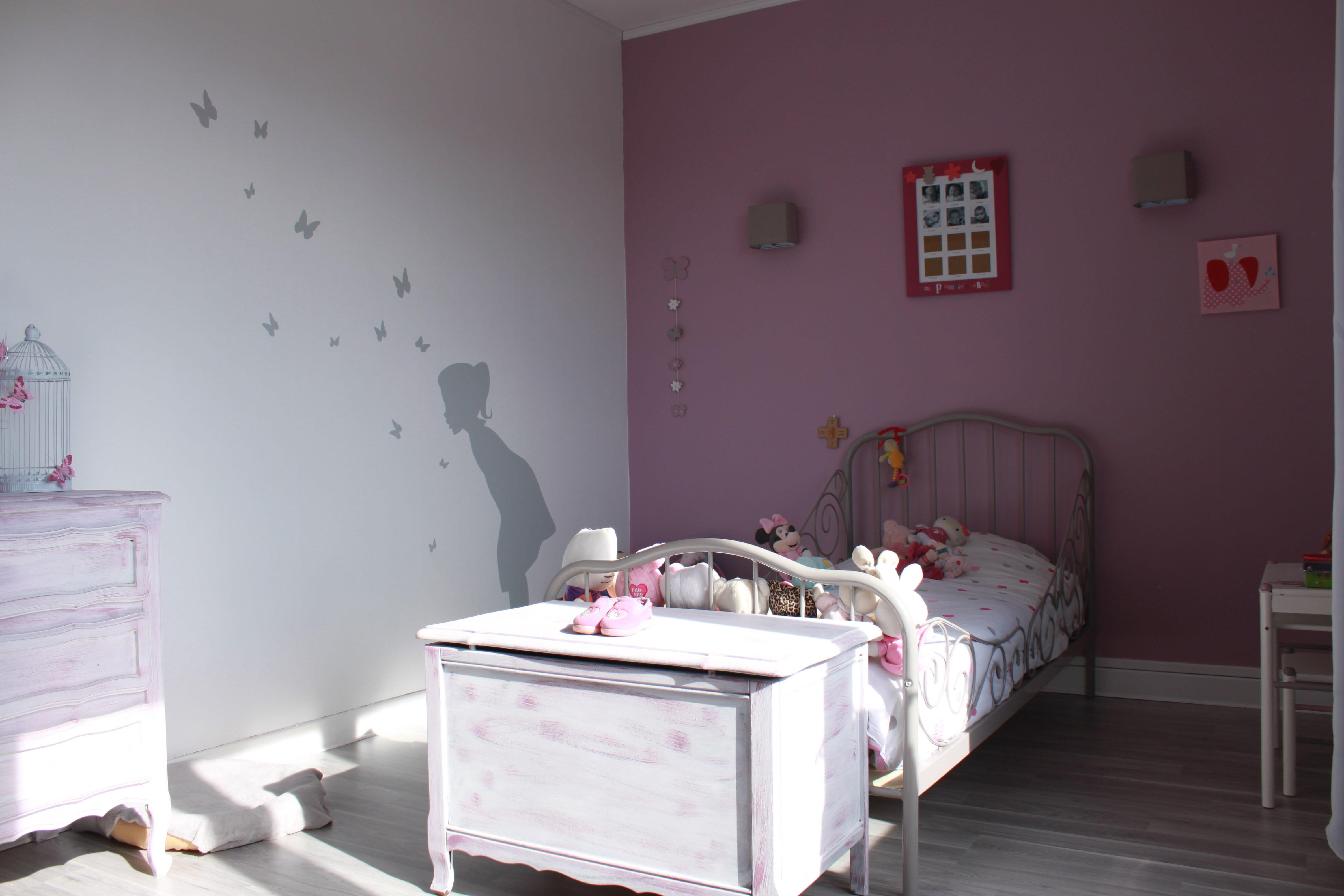 Deco chambre bebe fille peinture - Idées de tricot gratuit