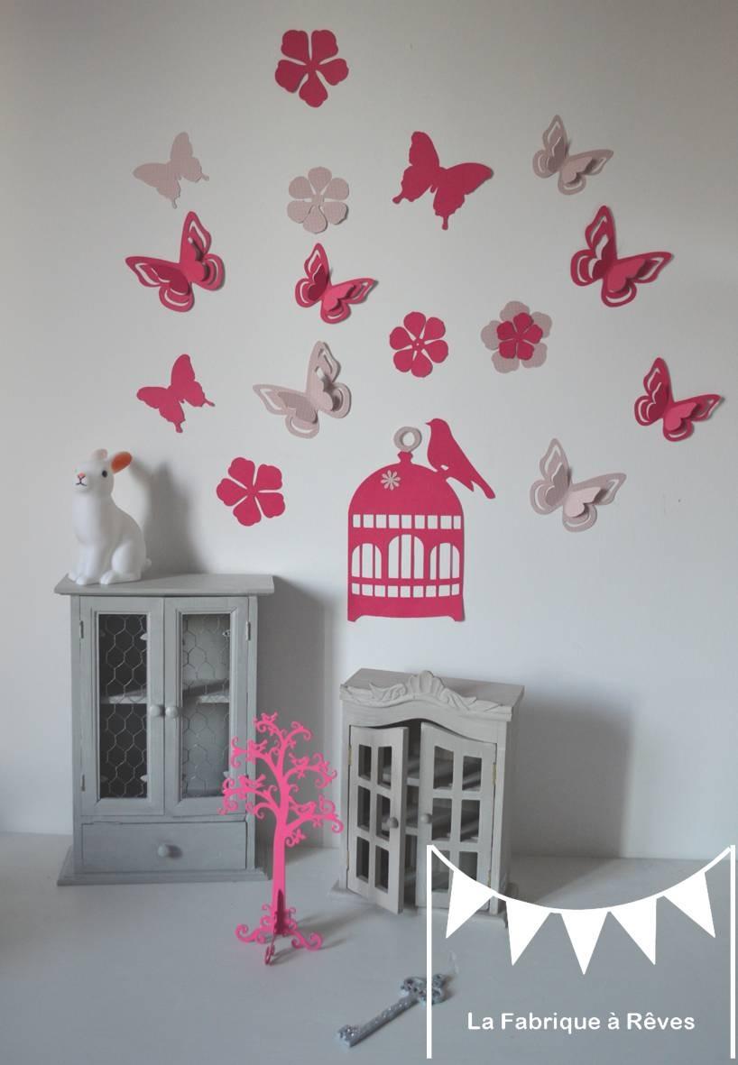Décoration chambre bébé stickers - Idées de tricot gratuit