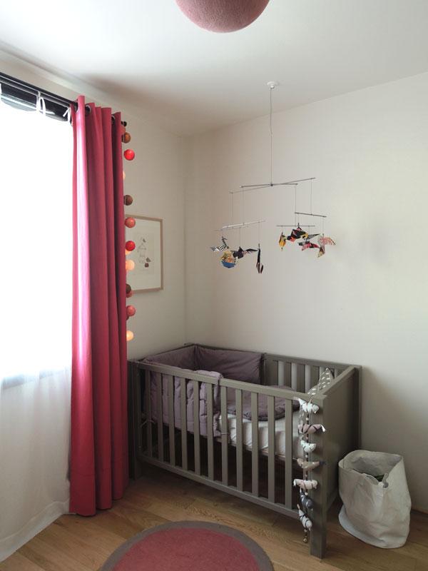 Idee deco chambre bebe taupe et blanc - Idées de tricot gratuit