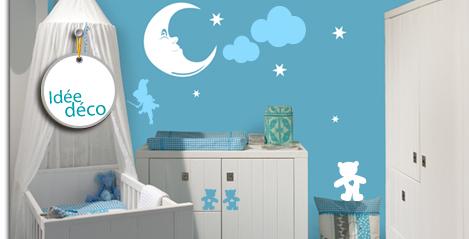 Decoration Chambre Bebe Garcon Stickers Idees De Tricot Gratuit