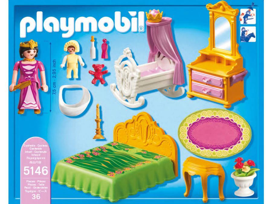 Chambre de bébé princesse playmobil - Idées de tricot gratuit