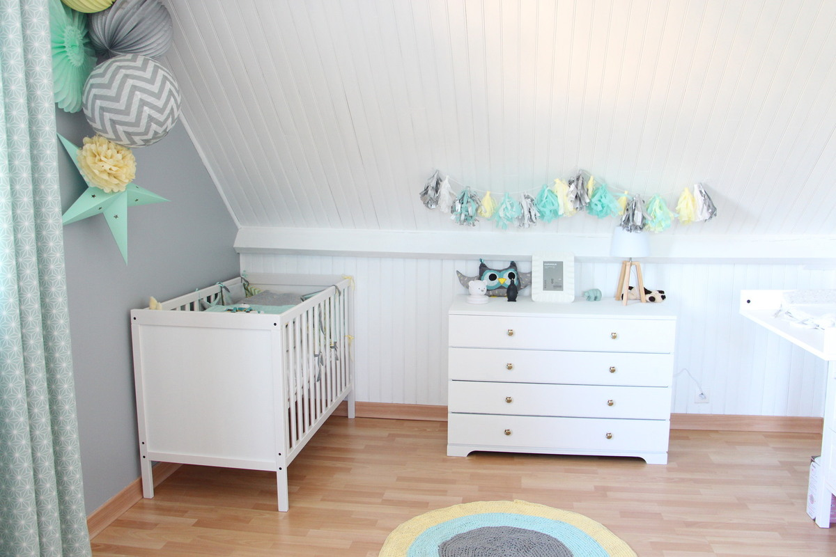 Tapis chambre bebe 2 main - Idées de tricot gratuit