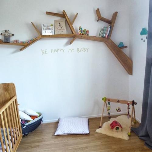 deco nature pour chambre bebe id es de tricot gratuit. Black Bedroom Furniture Sets. Home Design Ideas