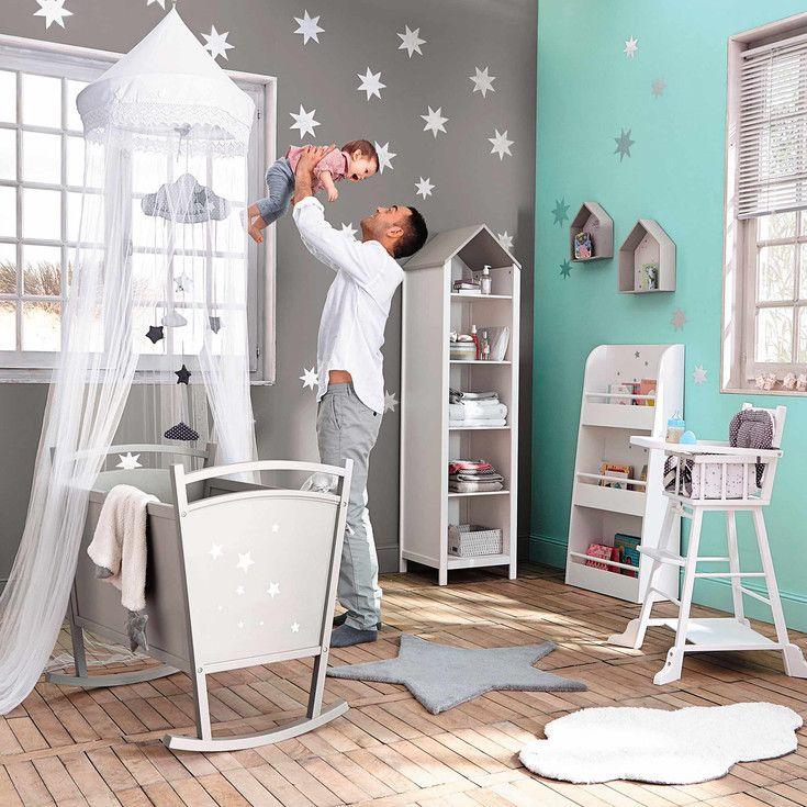 Chambre Bebe Theme Etoile Idees De Tricot Gratuit