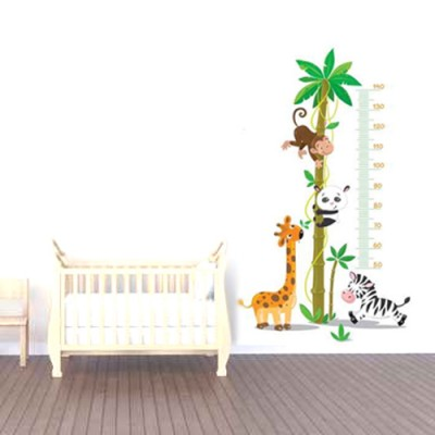 Stickers Chambre Bebe Theme Jungle | Pachinko Love