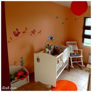 Chambre bebe orange - Idées de tricot gratuit