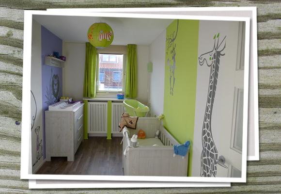 Idee deco chambre bebe theme jungle - Idées de tricot gratuit