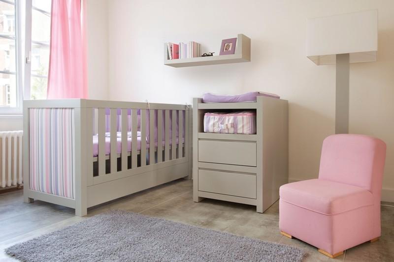 Chambre bebe beige rose - Idées de tricot gratuit