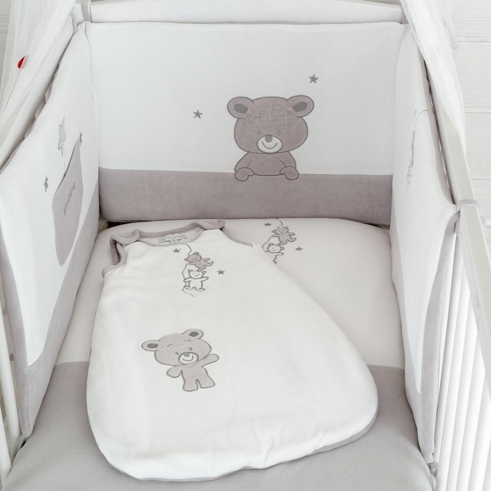 Ensemble parure de lit bebe pas cher