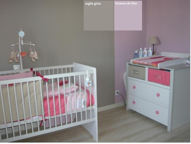 Chambre bébé fille parme - Idées de tricot gratuit