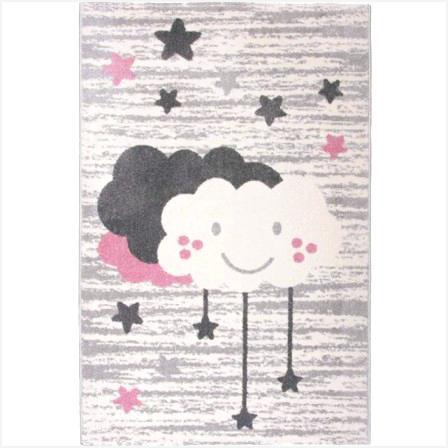 Tapis chambre bébé fille nuage - Idées de tricot gratuit