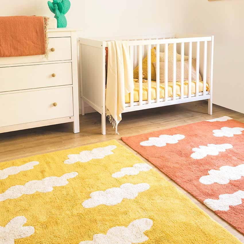 Tapis chambre bébé personnalisé - Idées de tricot gratuit