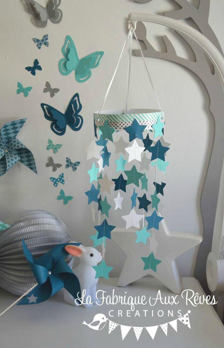 Idee deco mur chambre bebe - Idées de tricot gratuit