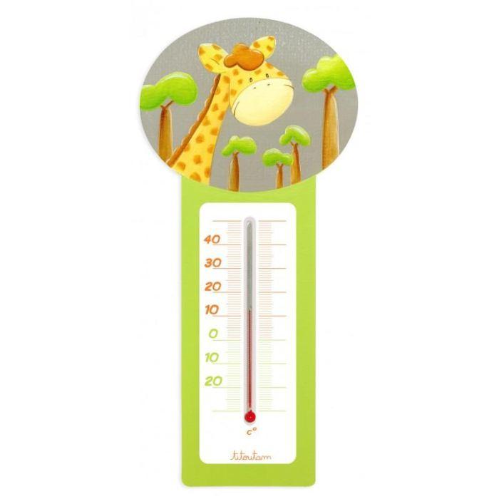 Cdiscount thermometre chambre bebe