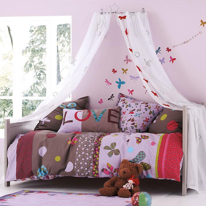Decoration chambre bebe fille vertbaudet - Idées de tricot gratuit