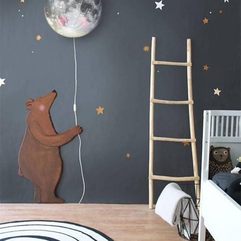 Deco Murale Pour Chambre Bebe Idées De Tricot Gratuit
