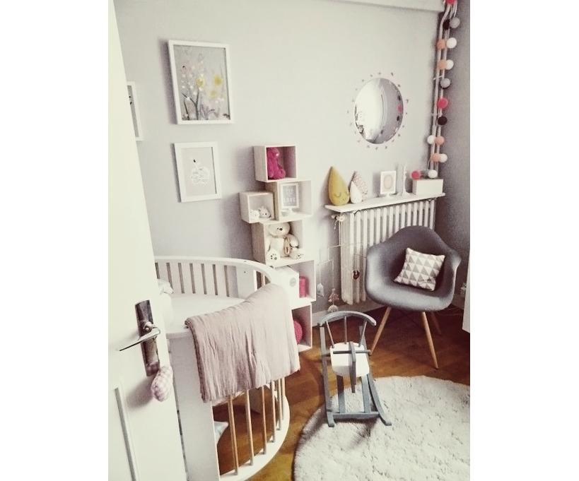 Aménagement chambre bébé petit espace - Idées de tricot gratuit